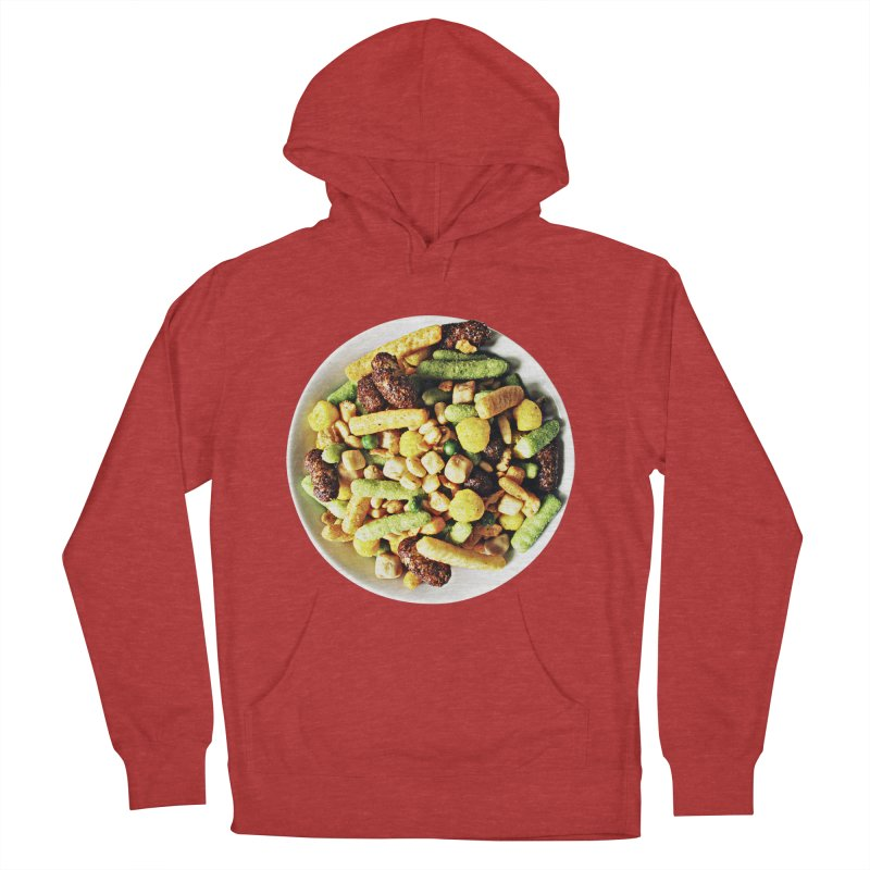 Bowl of Junk Women's Pullover Hoody by doylesee's Artist Shop