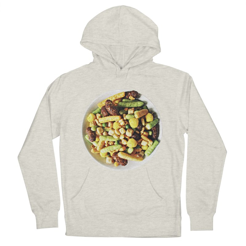 Bowl of Junk Men's Pullover Hoody by doylesee's Artist Shop