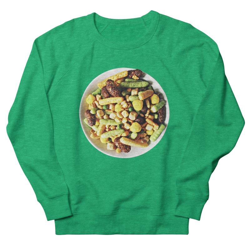 Bowl of Junk Women's Sweatshirt by doylesee's Artist Shop
