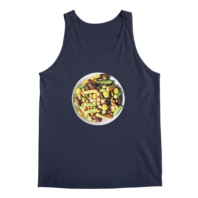 Bowl of Junk Men's Tank by doylesee's Artist Shop