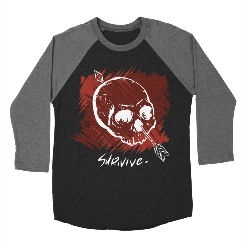 Dead Island Men's Baseball Triblend T-Shirt by DRA Studio's Shop