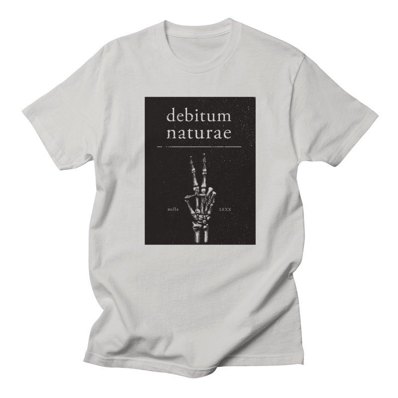 Debitum Naturae Men's T-Shirt by Dustees Shop