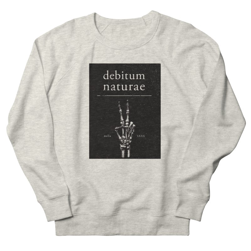 Debitum Naturae Women's Sweatshirt by Dustees Shop