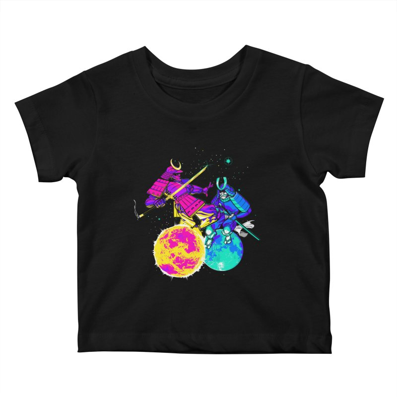 Eclipse Kids Baby T-Shirt by dracoimagem's Artist Shop