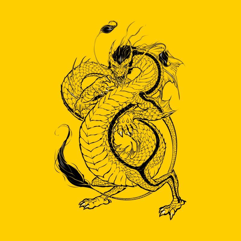 Bruce, the Dragon   by dracoimagem's Artist Shop