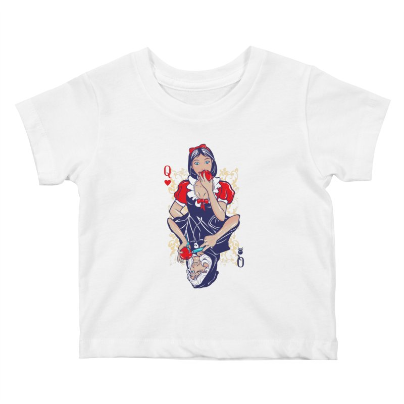 Queens Kids Baby T-Shirt by dracoimagem's Artist Shop