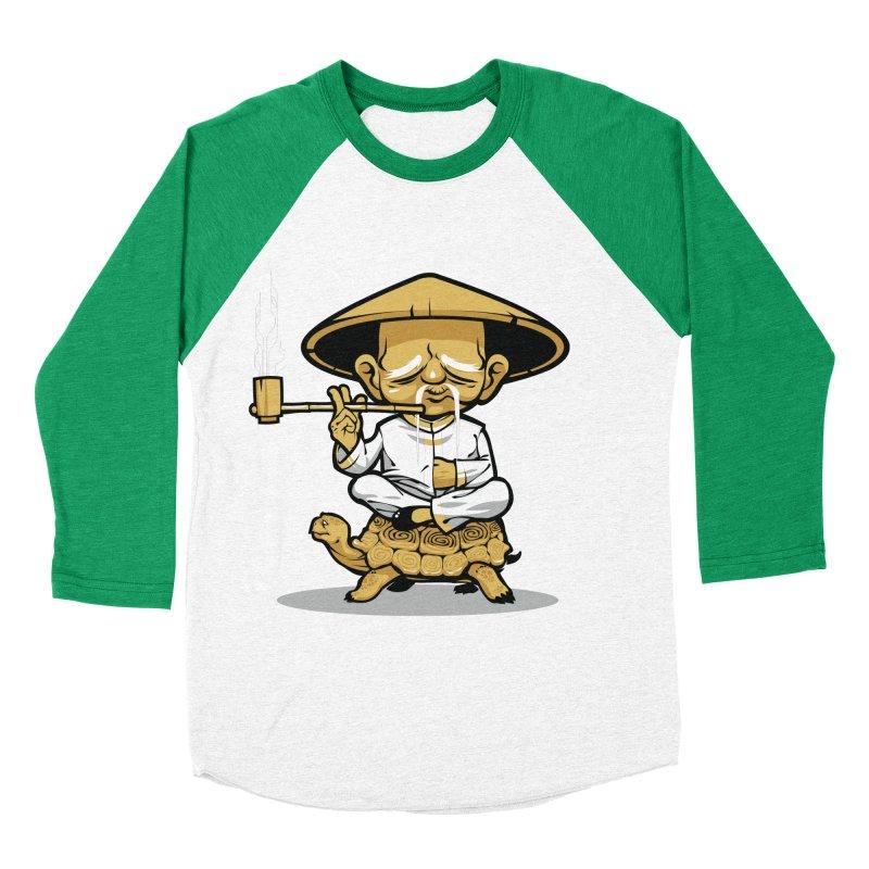 Just Relax Women's Baseball Triblend T-Shirt by dracoimagem's Artist Shop