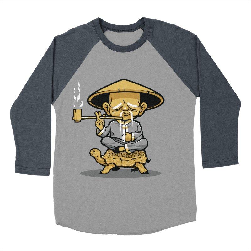 Just Relax Men's Baseball Triblend T-Shirt by dracoimagem's Artist Shop