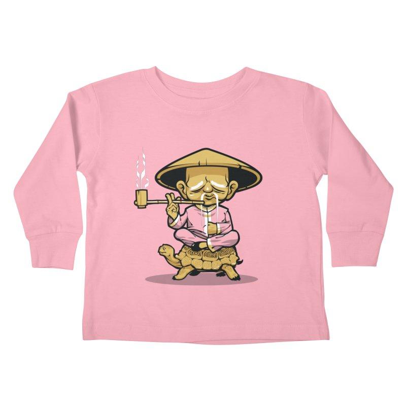Just Relax Kids Toddler Longsleeve T-Shirt by dracoimagem's Artist Shop