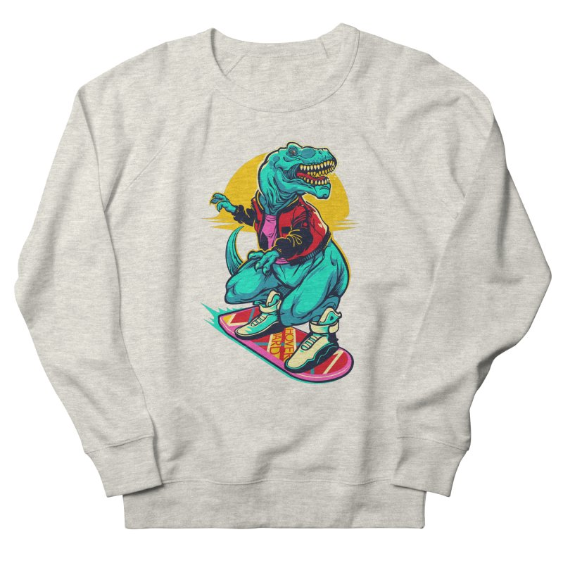 Rex to the Future Men's Sweatshirt by dracoimagem's Artist Shop
