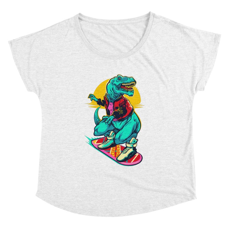 Rex to the Future Women's Dolman by dracoimagem's Artist Shop
