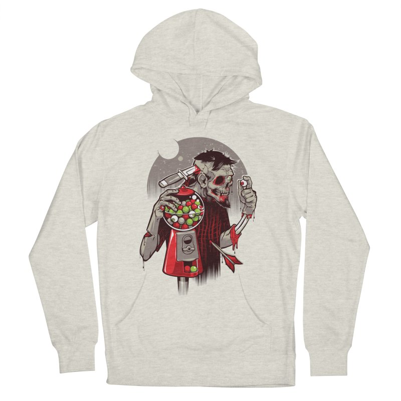 Bubbleye gum Men's Pullover Hoody by dracoimagem's Artist Shop