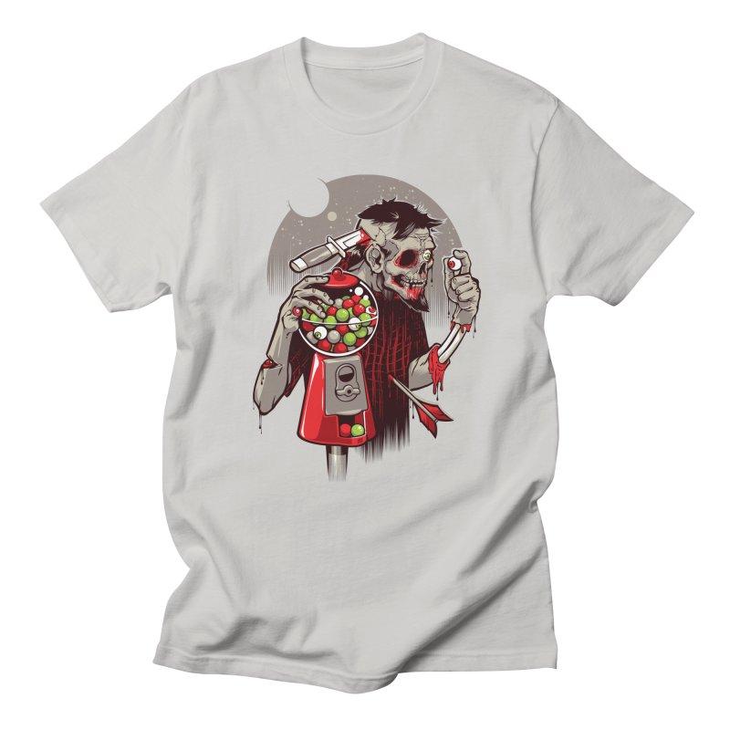 Bubbleye gum Men's T-Shirt by dracoimagem's Artist Shop