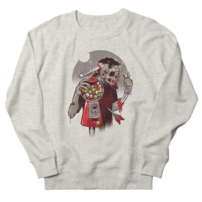 Bubbleye gum Men's Sweatshirt by dracoimagem's Artist Shop