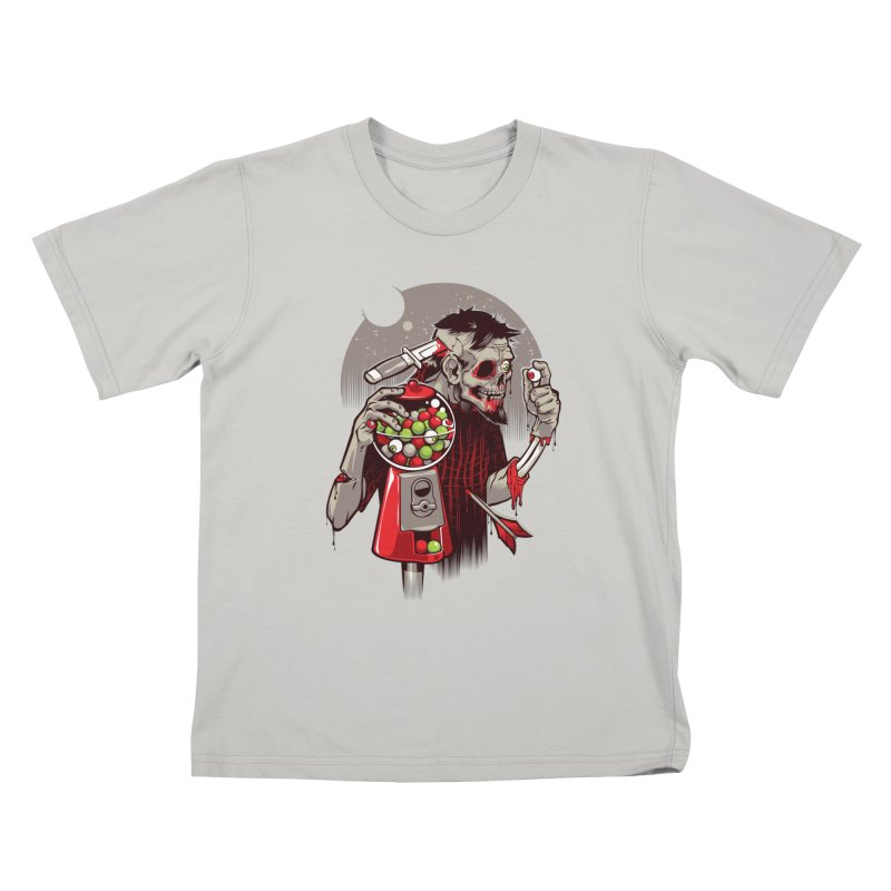 Bubbleye gum Kids T-Shirt by dracoimagem's Artist Shop