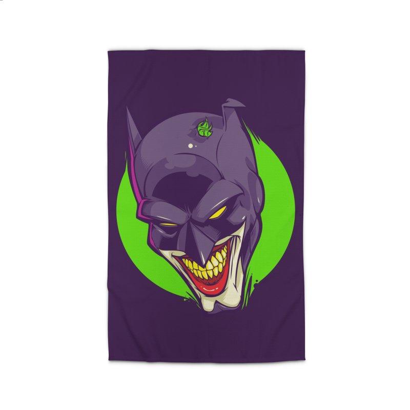 A bat joke Home Rug by dracoimagem's Artist Shop