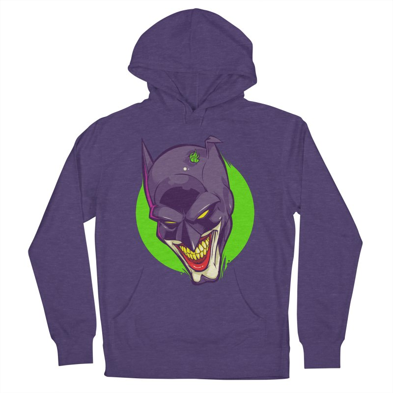 A bat joke Women's Pullover Hoody by dracoimagem's Artist Shop