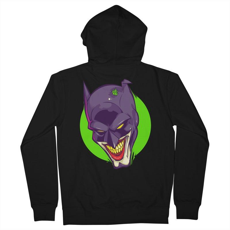 A bat joke Women's Zip-Up Hoody by dracoimagem's Artist Shop