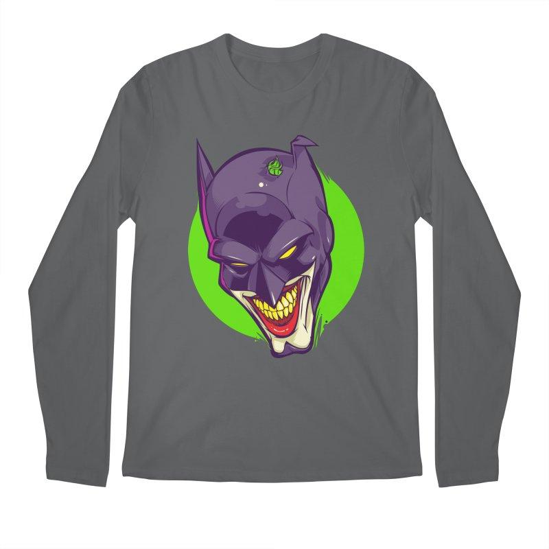 A bat joke Men's Longsleeve T-Shirt by dracoimagem's Artist Shop