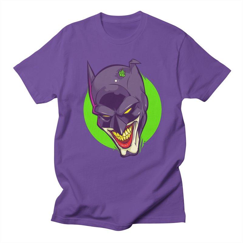 A bat joke Women's Unisex T-Shirt by dracoimagem's Artist Shop