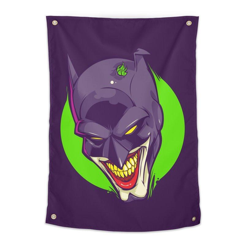 A bat joke Home Tapestry by dracoimagem's Artist Shop