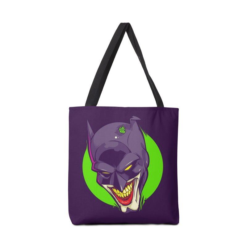 A bat joke Accessories Bag by dracoimagem's Artist Shop