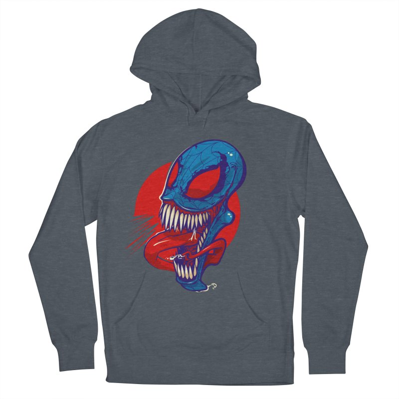 Spidervenomous Men's Pullover Hoody by dracoimagem's Artist Shop