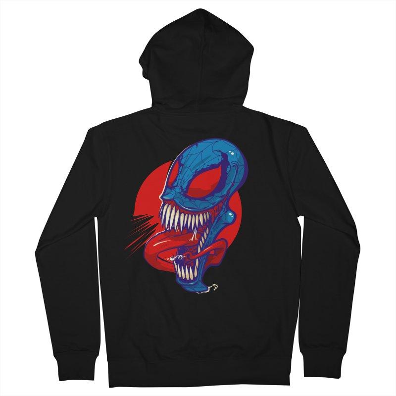 Spidervenomous Women's Zip-Up Hoody by dracoimagem's Artist Shop