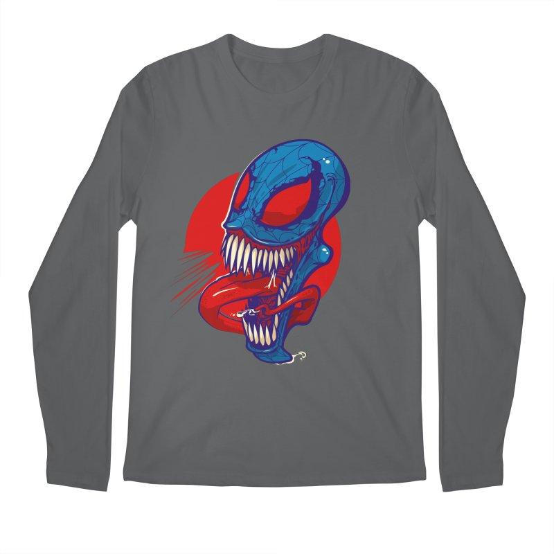 Spidervenomous Men's Longsleeve T-Shirt by dracoimagem's Artist Shop