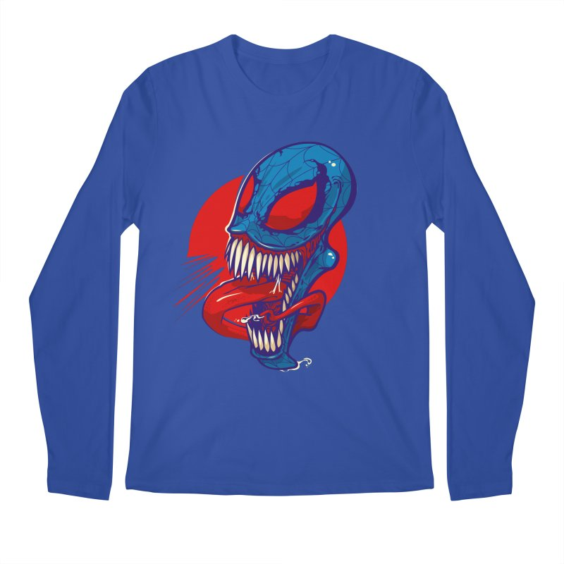 Spidervenomous Men's Longsleeve T-Shirt by dracoimagem's Artist Shop