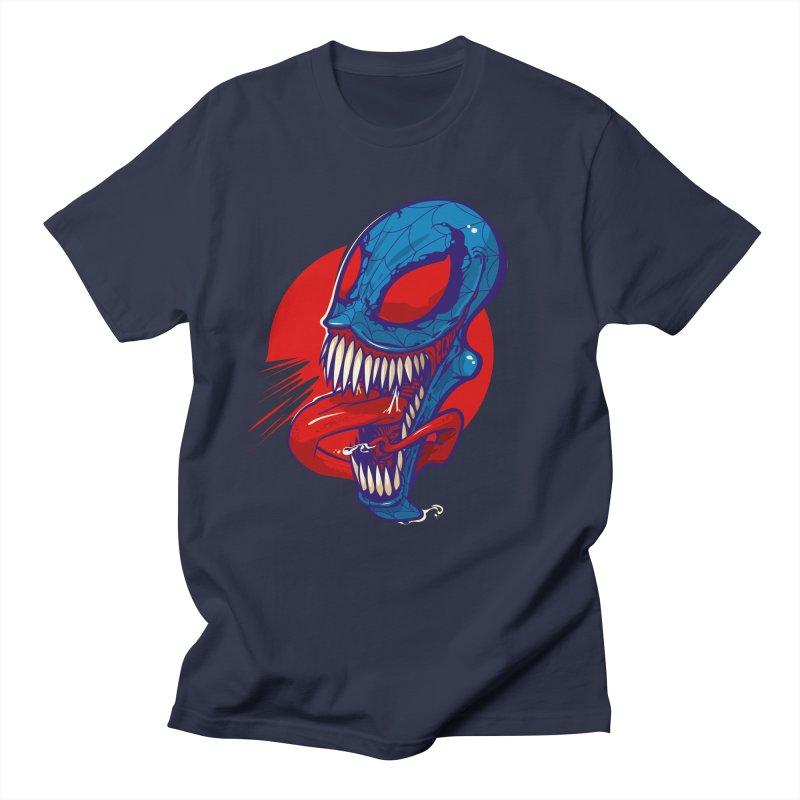 Spidervenomous Men's T-Shirt by dracoimagem's Artist Shop