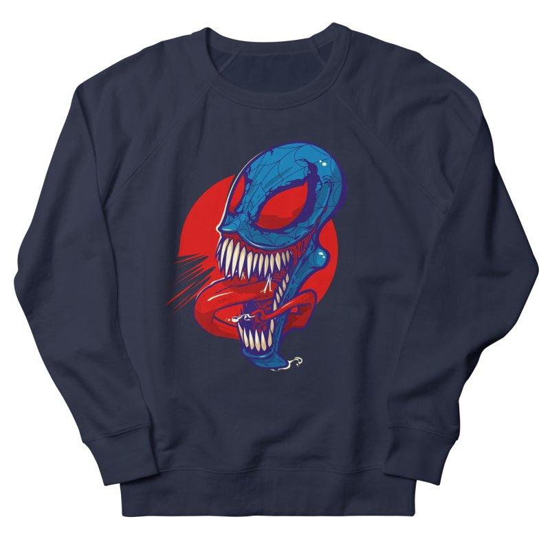 Spidervenomous Men's Sweatshirt by dracoimagem's Artist Shop
