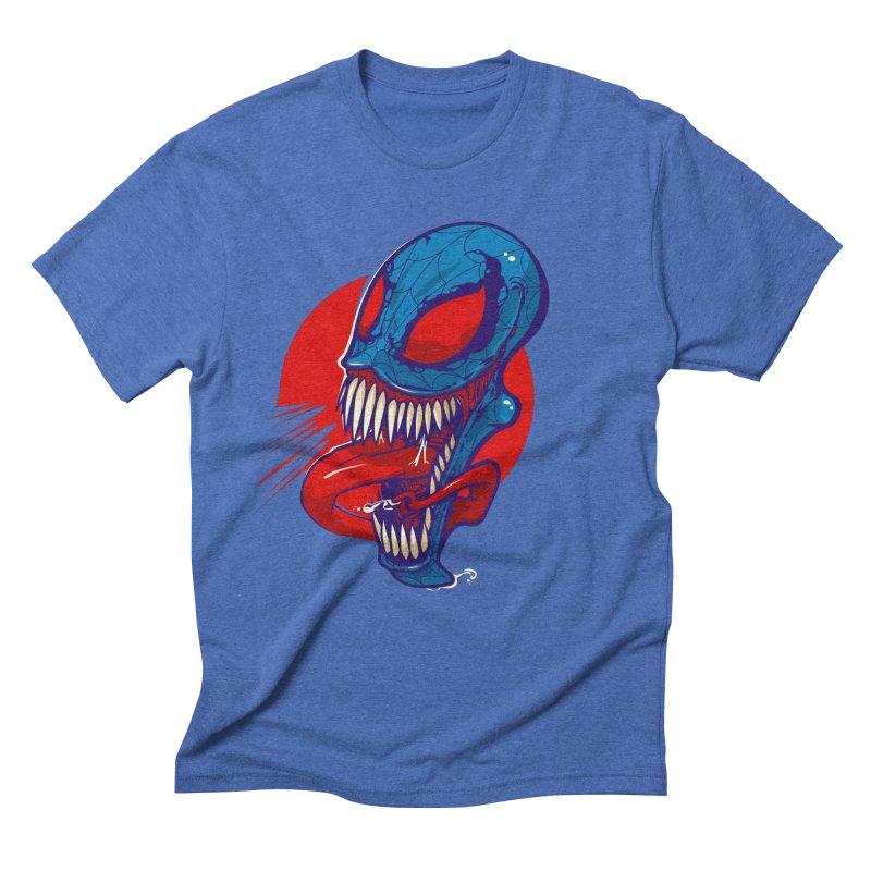 Spidervenomous Men's Triblend T-Shirt by dracoimagem's Artist Shop