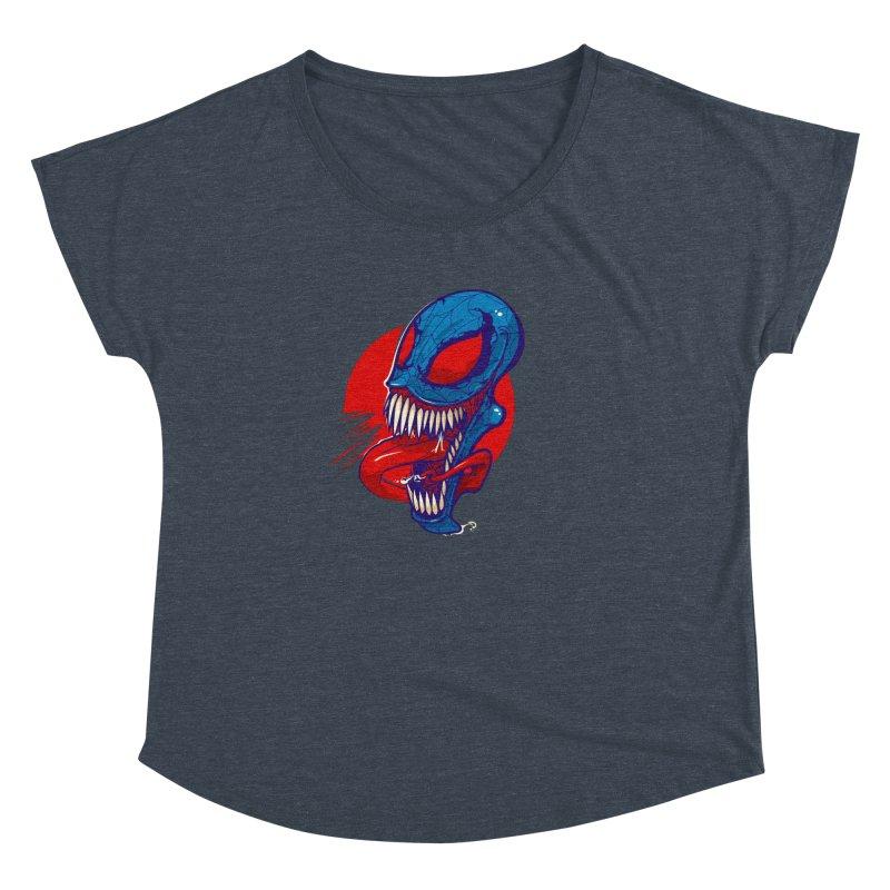 Spidervenomous Women's Dolman by dracoimagem's Artist Shop