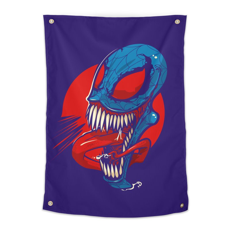 Spidervenomous Home Tapestry by dracoimagem's Artist Shop