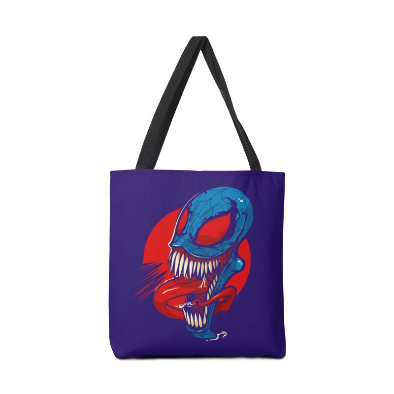 Spidervenomous Accessories Bag by dracoimagem's Artist Shop