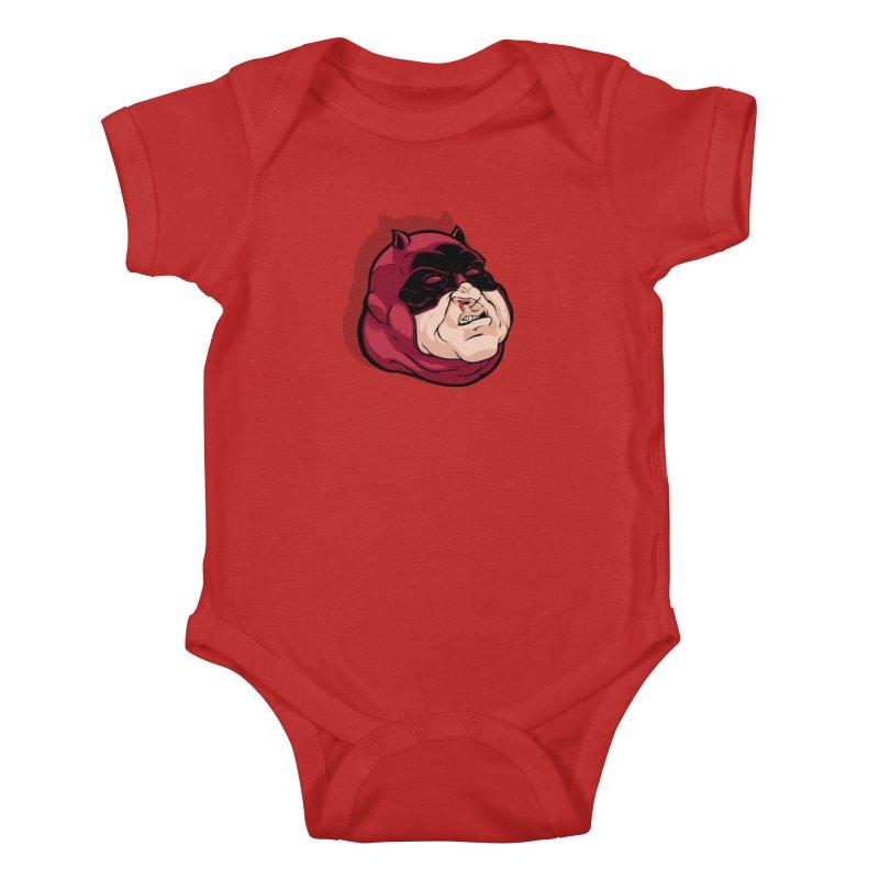 Darepin Kids Baby Bodysuit by dracoimagem's Artist Shop
