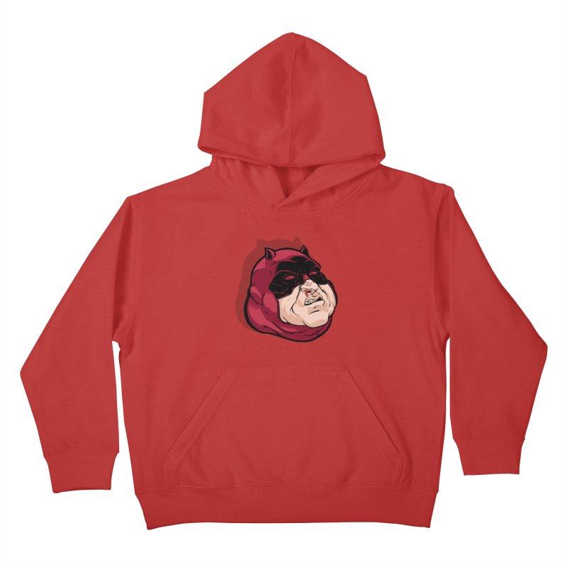 Darepin Kids Pullover Hoody by dracoimagem's Artist Shop