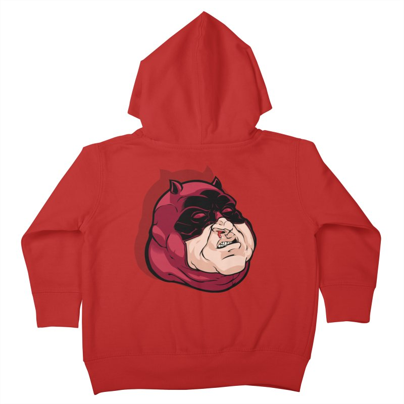 Darepin Kids Toddler Zip-Up Hoody by dracoimagem's Artist Shop