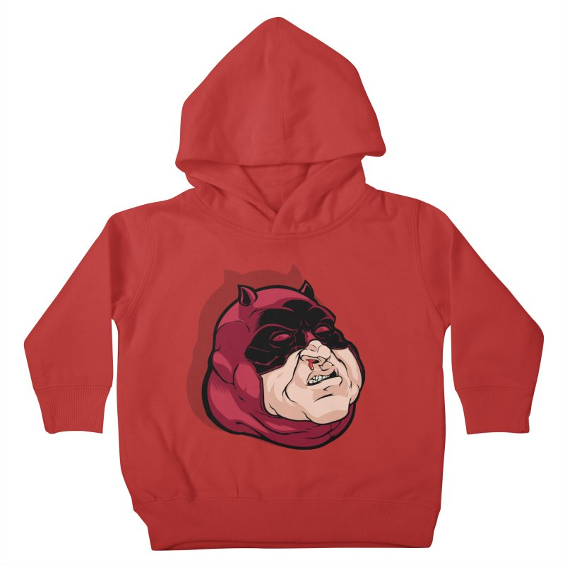 Darepin Kids Toddler Pullover Hoody by dracoimagem's Artist Shop