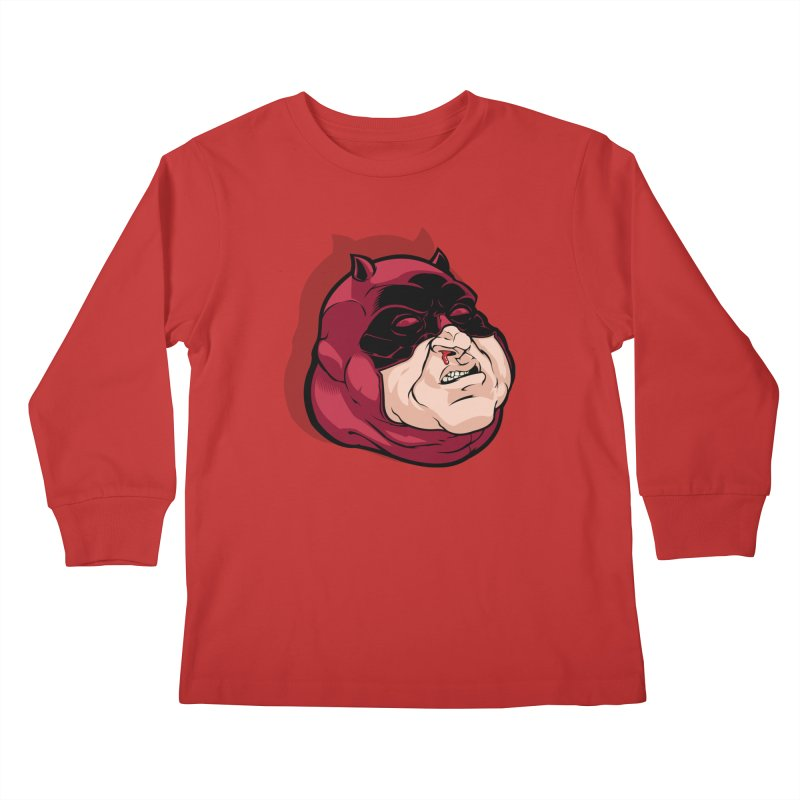Darepin Kids Longsleeve T-Shirt by dracoimagem's Artist Shop