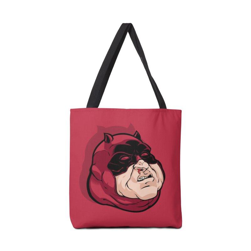 Darepin Accessories Bag by dracoimagem's Artist Shop