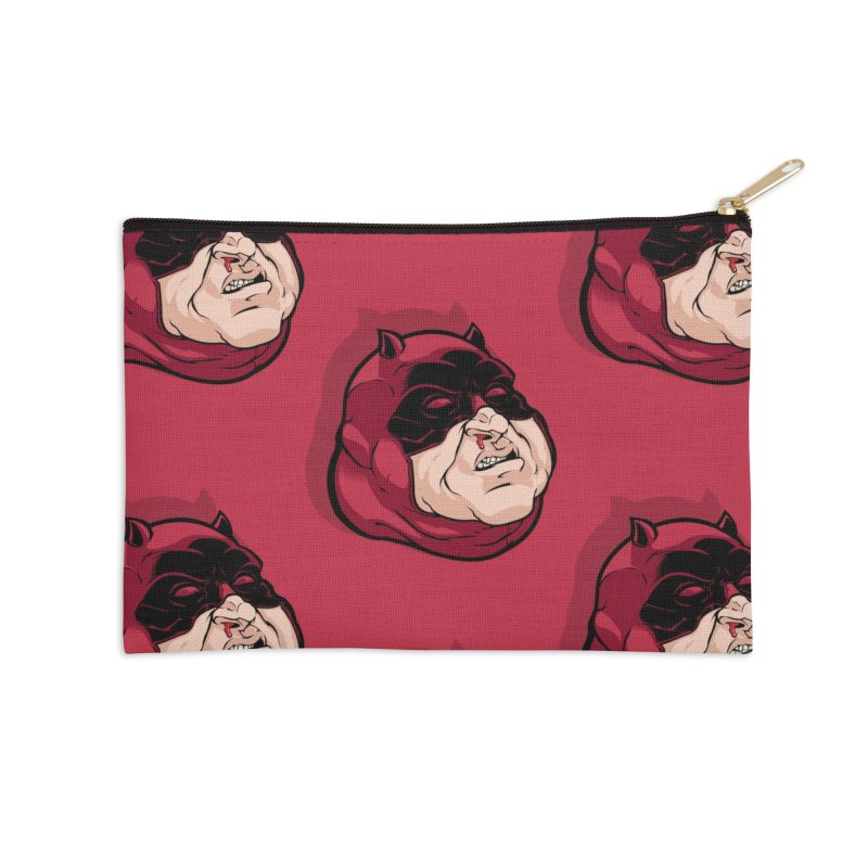 Darepin Accessories Zip Pouch by dracoimagem's Artist Shop