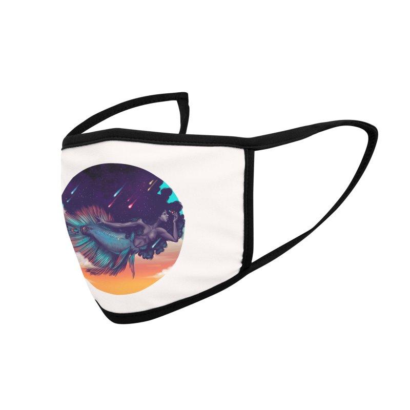 Odociaba Accessories Face Mask by dracoimagem's Artist Shop