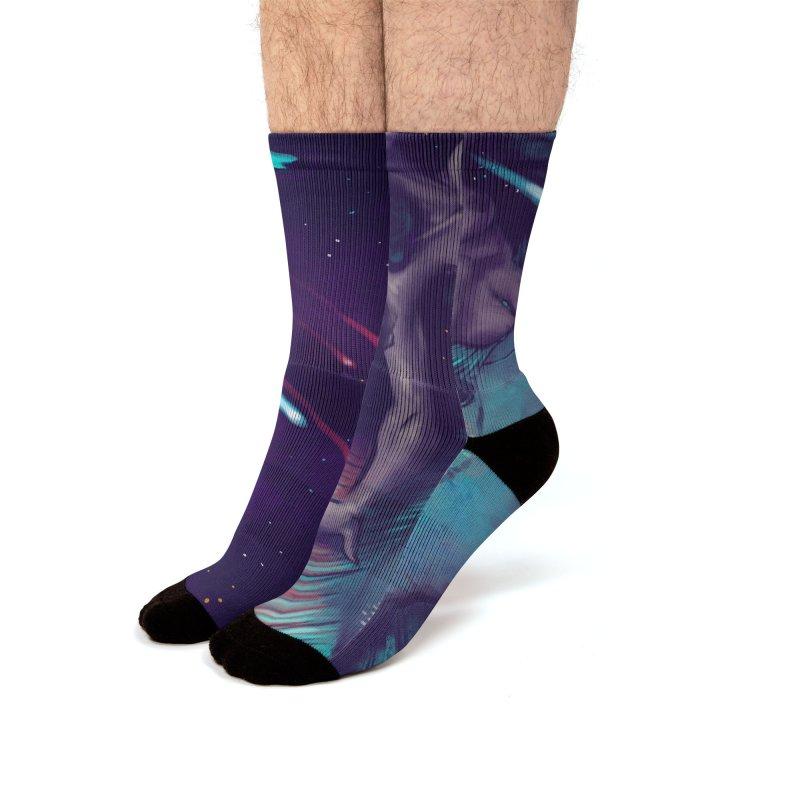 Odociaba Men's Socks by DRACOIMAGEM