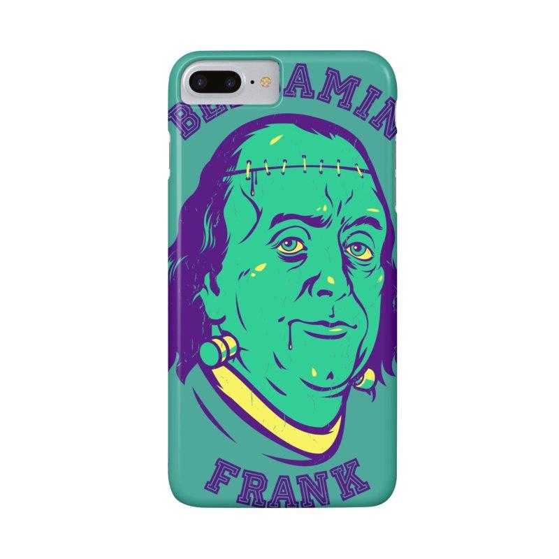 Benjamin Frank Accessories Phone Case by dracoimagem's Artist Shop
