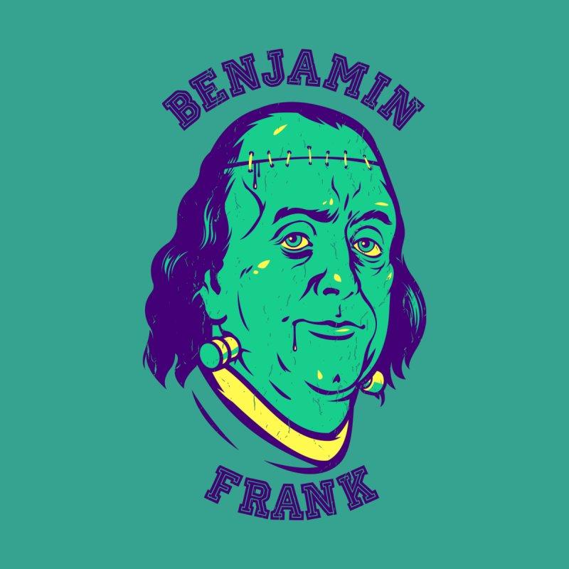 Benjamin Frank Home Fine Art Print by dracoimagem's Artist Shop
