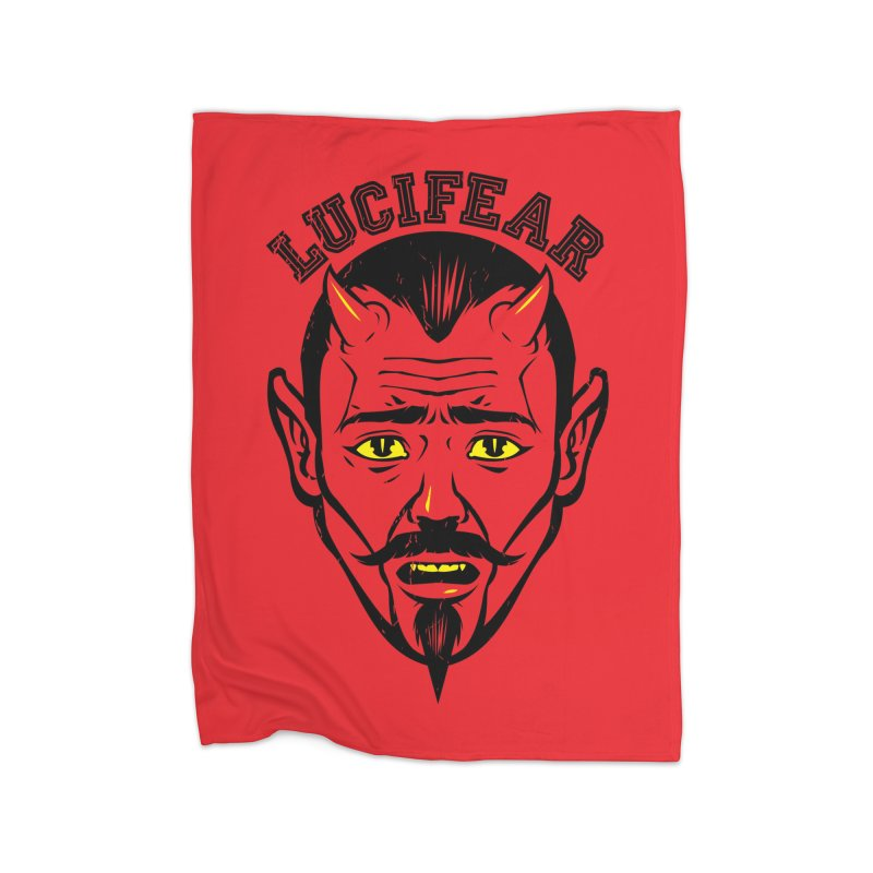Lucifear Home Blanket by dracoimagem's Artist Shop