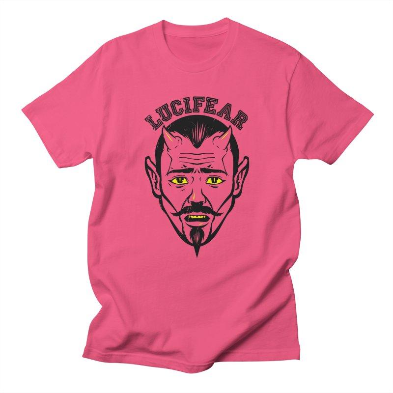 Lucifear Women's Unisex T-Shirt by dracoimagem's Artist Shop