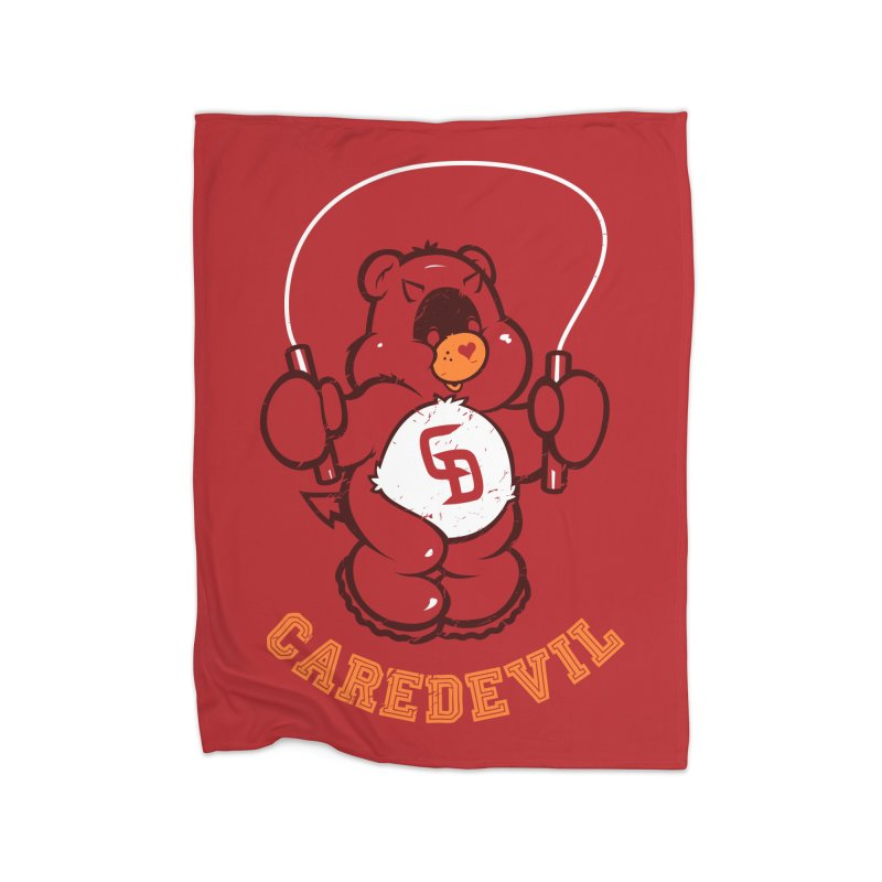 Caredevil Home Blanket by dracoimagem's Artist Shop